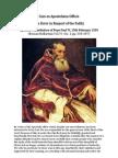 Cum Ex Apostolatus Officio ( Written by Pope Paul IV )