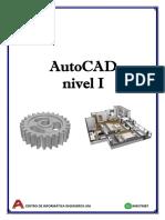 Manual Autocad Nivel I