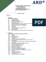 Staatsvertrag Fuer Rundfunk Und Telemedien in Der Fassung Des 20 Aenderungsstaatsvertrags Vom 8 Bis 16 12 2016 (1)