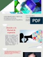Derechos Constitucion Politica
