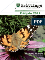 Tuxer Prattinge Ausgabe Frühjahr 2011