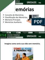 Aula 03 - Memorias