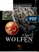 Wolfen Army Book