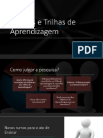 Apresentação Itinerário Formativo