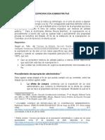 Expropiación administrativa (4)