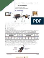 Cours - Génie Électrique Microcontrôleur 16f84a - Bac Technique (2012-2013) Mr Aïssa