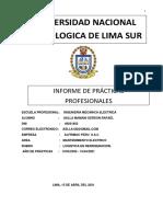 Informe de Prácticas- Gerson Rafael Aslla Mamani