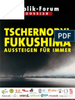 Dossier - Tschernobyl. Fukushima. Aussteigen für immer - von www.Publik-Forum.de