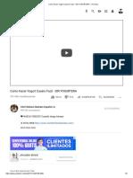 Como Hacer Yogurt Casero Facil - SIN YOGURTERA - YouTube
