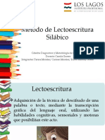 Método de Lectoescritura Silábico (2)