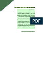I. Manual de inversión - Política de asignación de activos