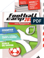 adidas football camp 2011