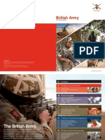 UK ARMY 2010 Brochure