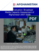 USAID AFGHAN BROADCASTS