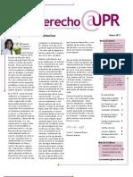 Boletín Derecho@UPR