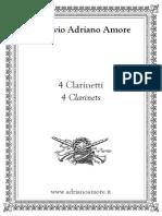 4-Clarinetti