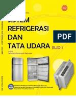 Sistem Refrigerasi Dan Tata Udara Jilid 1