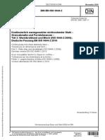 DIN en ISO_ 9444-2_Kontinuierlich Warmgewalzter Nichtrostender Stahl Grenzabmaße Und Formtoleranzen-Teil 2 Warmbreitband Und Blech_2010!11!01