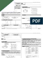 C9E-Diodes thyristors relais