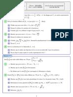 Serie d'Exercices Logarithme