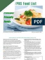 IC FOOD LIST