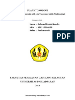 PLANKTONOLOGI resume
