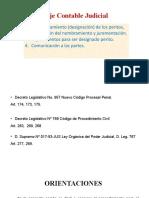 406940601 Sesion 6 Nombramiento de Los Peritos Aceptacion y Juramentacion Comunicacion a Las Partes Pptx