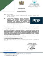 La circulaire_85023 du Ministère de l'économie