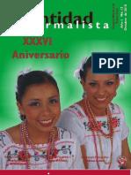 Boletín Identidad Normalista No. 12