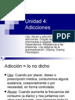 Esc DT 2º Unidad 4 Adicciones(psico)