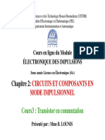 cours3- Transistor en commutation