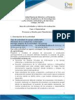 Guia de Actividades y Rúbrica de Evaluación_Unidad_3_FASE_4_Materializar