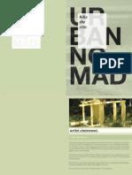 Urban Nomad Booklet