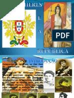 As Mulheres na República.