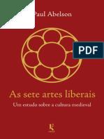 As Setes Artes Liberais - Paul Abelson