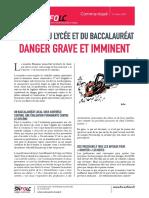 21 03 12 Com Bac Danger Grave Et Imminent