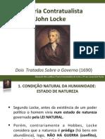 Teoria Contratualista - John Locke