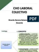 1. Derecho Laboral Colectivo Concepto Contenido Aplicaciu00d3n y Diferencias