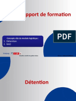 Support Formation Détention &RAO