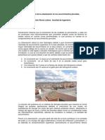 Influencia_Urbanizacion