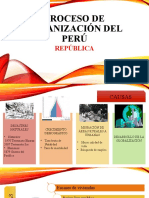 Proceso de Urbanización Del Perú