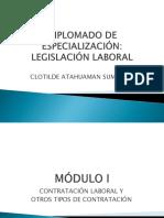 Mod i - Legislación Laboral