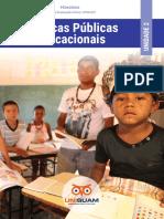 Politicas Publicas Educacionais - UNIDADE 02