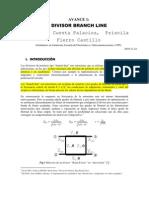 AVANCE_I_divisor_branch_line