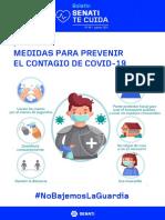 Medidas Para Prevenir El Contagio de Covid19 - Boletin Stc Ndeg86