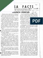 NASA Facts Launch Vehicles
