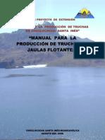 Manual de Produccion de Truchas Incagro
