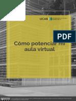 Cómo potenciar mi aula virtual
