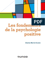 Les Fondements de La Psychologie Positive - Charles Martin-Krumm