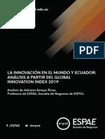 Innovación 2019